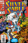 Cover for Silver Sable and the Wild Pack (Marvel, 1992 series) #16