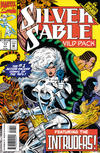 Cover for Silver Sable and the Wild Pack (Marvel, 1992 series) #17