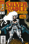 Cover for Silver Sable and the Wild Pack (Marvel, 1992 series) #20