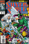 Cover for Silver Sable and the Wild Pack (Marvel, 1992 series) #22
