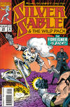 Cover for Silver Sable and the Wild Pack (Marvel, 1992 series) #24