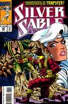 Cover for Silver Sable and the Wild Pack (Marvel, 1992 series) #26
