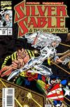 Cover for Silver Sable and the Wild Pack (Marvel, 1992 series) #29
