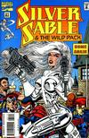 Cover for Silver Sable and the Wild Pack (Marvel, 1992 series) #31