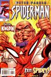 Cover for Peter Parker: Spider-Man (Marvel, 1999 series) #6 [Direct Edition]