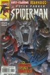Cover for Peter Parker: Spider-Man (Marvel, 1999 series) #7 [Direct Edition]