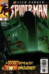 Cover for Peter Parker: Spider-Man (Marvel, 1999 series) #8 [Direct Edition]