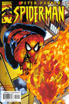 Cover for Peter Parker: Spider-Man (Marvel, 1999 series) #21 [Direct Edition]