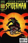 Cover for Peter Parker: Spider-Man (Marvel, 1999 series) #25 [Direct Edition Green Goblin Cover]