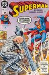 Cover for Superman (DC, 1987 series) #52 [Direct]
