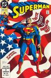 Cover for Superman (DC, 1987 series) #53 [Direct]