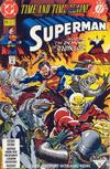 Cover for Superman (DC, 1987 series) #55 [Direct]