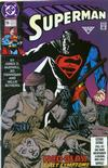 Cover for Superman (DC, 1987 series) #56 [Direct]