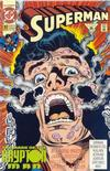 Cover for Superman (DC, 1987 series) #57 [Direct]