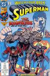Cover for Superman (DC, 1987 series) #58 [Direct]