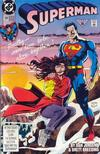 Cover for Superman (DC, 1987 series) #59 [Direct]