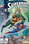 Cover for Superman (DC, 1987 series) #63 [Direct]