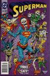 Cover for Superman (DC, 1987 series) #66 [Newsstand]