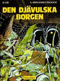Cover Thumbnail for El Cid (Carlsen/if [SE], 1981 series) #1