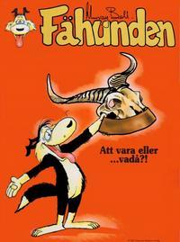 Cover Thumbnail for Fähunden (Semic, 1994 series)