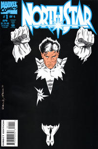 Cover for Northstar (Marvel, 1994 series) #1