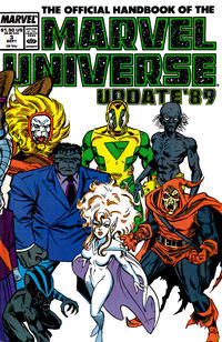 Cover Thumbnail for The Official Handbook of the Marvel Universe (Marvel, 1989 series) #3