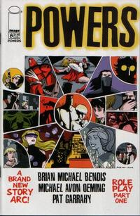 Cover for Powers (Image, 2000 series) #8
