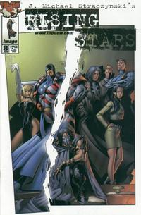 Cover Thumbnail for Rising Stars (Image, 1999 series) #8