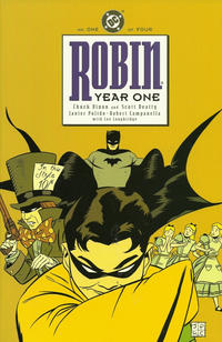Cover Thumbnail for Robin: Year One (DC, 2000 series) #1
