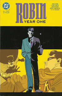 Cover Thumbnail for Robin: Year One (DC, 2000 series) #2