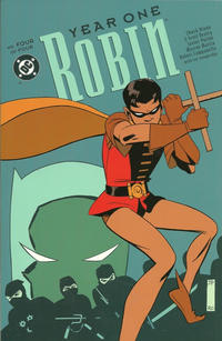 Cover Thumbnail for Robin: Year One (DC, 2000 series) #4
