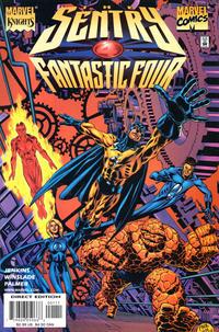 Cover Thumbnail for Sentry / Fantastic Four (Marvel, 2001 series) #1