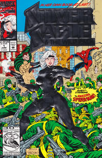 Cover Thumbnail for Silver Sable and the Wild Pack (Marvel, 1992 series) #1 [Direct]
