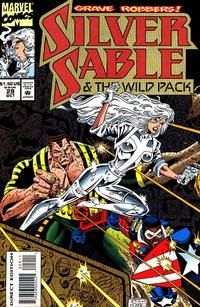 Cover Thumbnail for Silver Sable and the Wild Pack (Marvel, 1992 series) #29