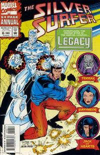 Cover Thumbnail for Silver Surfer Annual (Marvel, 1988 series) #6