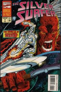 Cover Thumbnail for Silver Surfer Annual (Marvel, 1988 series) #7