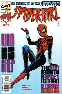 Cover Thumbnail for Spider-Girl (Marvel, 1998 series) #0