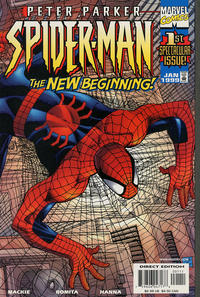 Cover Thumbnail for Peter Parker: Spider-Man (Marvel, 1999 series) #1 [Direct Edition]