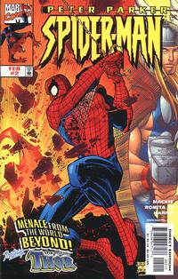 Cover Thumbnail for Peter Parker: Spider-Man (Marvel, 1999 series) #2 [Cover A]