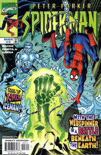 Cover Thumbnail for Peter Parker: Spider-Man (Marvel, 1999 series) #3 [Direct Edition]