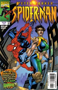Cover Thumbnail for Peter Parker: Spider-Man (Marvel, 1999 series) #4