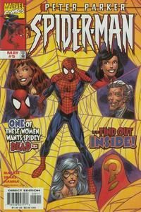 Cover Thumbnail for Peter Parker: Spider-Man (Marvel, 1999 series) #5 [Direct Edition]