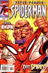 Cover Thumbnail for Peter Parker: Spider-Man (Marvel, 1999 series) #6 [Direct Edition]