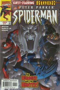 Cover Thumbnail for Peter Parker: Spider-Man (Marvel, 1999 series) #7 [Direct Edition]