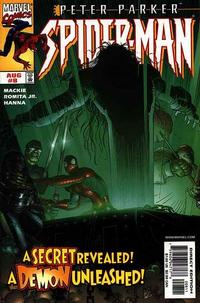 Cover Thumbnail for Peter Parker: Spider-Man (Marvel, 1999 series) #8 [Direct Edition]
