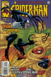 Cover Thumbnail for Peter Parker: Spider-Man (Marvel, 1999 series) #16 [Direct Edition]