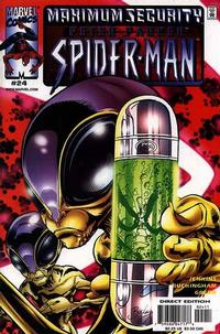 Cover Thumbnail for Peter Parker: Spider-Man (Marvel, 1999 series) #24