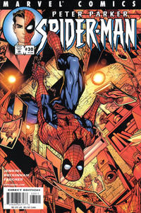 Cover Thumbnail for Peter Parker: Spider-Man (Marvel, 1999 series) #30 (128)