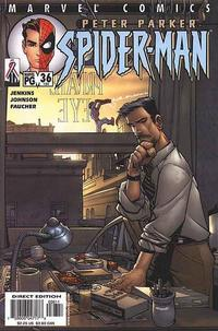 Cover Thumbnail for Peter Parker: Spider-Man (Marvel, 1999 series) #36 (134)