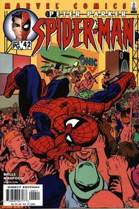 Cover Thumbnail for Peter Parker: Spider-Man (Marvel, 1999 series) #42 (140)